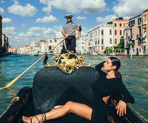 luxury, venice, and italy image