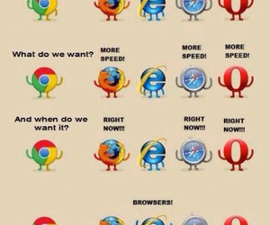 funny, browser, and internet image