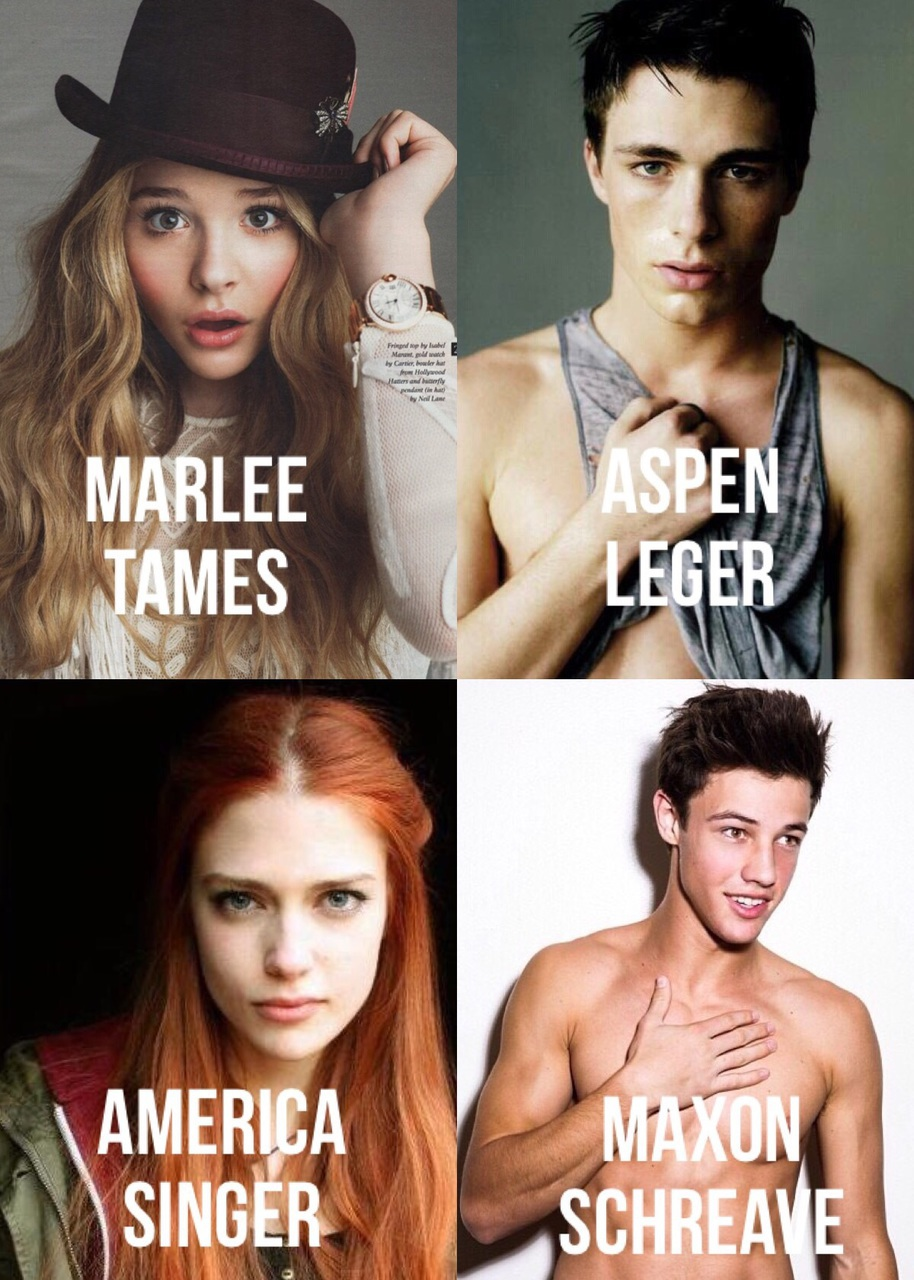 Dream Cast The Selection shared by Annarita  on We Heart It