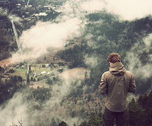 boy, photography, and nature image