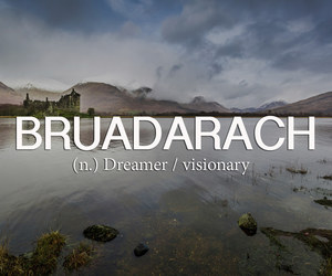 meaning, words, and scottish image