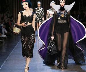 disney, fashion, and snow white image