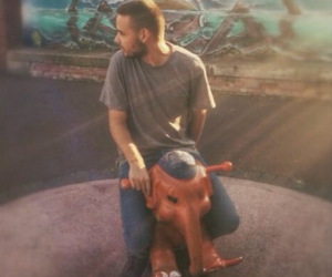 liam payne, one direction, and kid image
