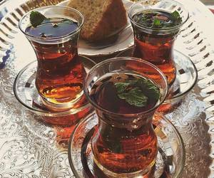 drinks, istanbul, and tea image