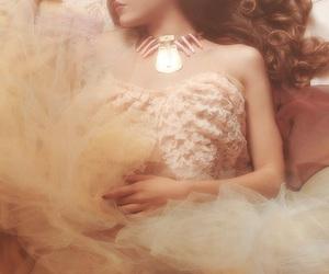 bridal, fairytale, and princess image