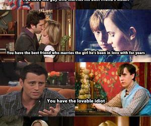 harry potter, mondler, and f.r.i.e.n.d.s image