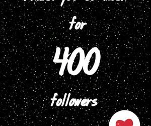 400 thanks followers best image