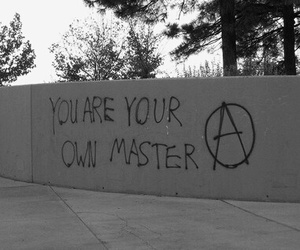 anarchy, punk, and quote image