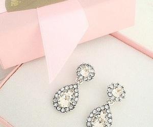 Adriana Lima, classy, and earrings image