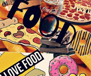background, cool, and food image