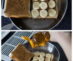 banana, food, and diy image