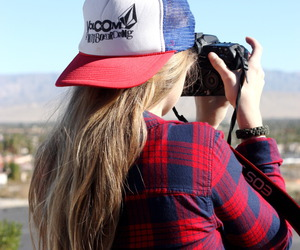canon, hipster, and palm springs image