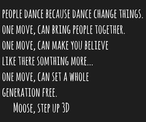 dance, dancer, and moose image