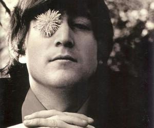 john lennon, love, and the beatles image