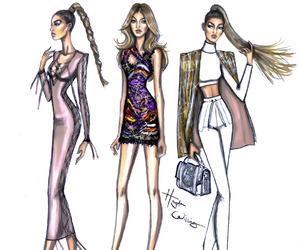 fashion, hayden williams, and gigi hadid image