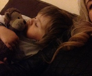 theo horan and baby image
