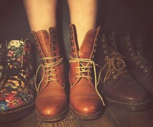 boots, shoes, and vintage image