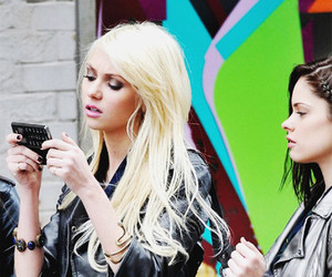 Taylor Momsen and blonde image