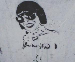 dibujo, punk rock, and graffiti image