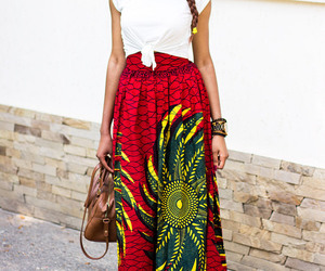 african fashion, african style, and african woma image