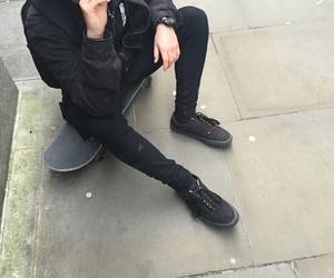 black, boy, and tumblr image