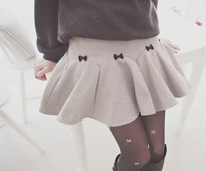 skirt, fashion, and cute image