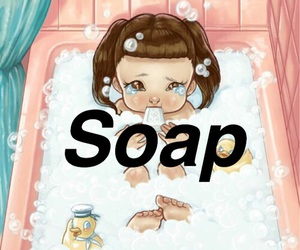 cry baby, soap, and melanie martinez image