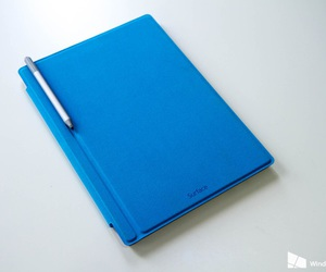 blue, technology, and surface pro 4 image
