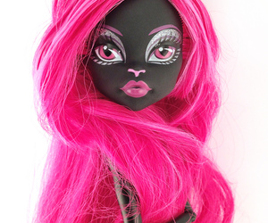 friday 13th, monster high, and catty noir image