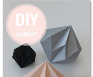 diy, Paper, and origami image