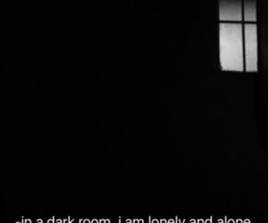 alone, lonely, and teenager image