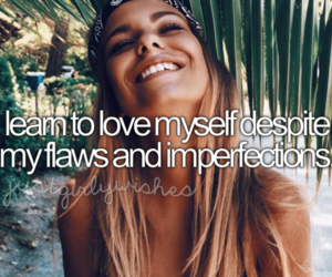 bucket list, self acceptance, and you are beautiful :) image