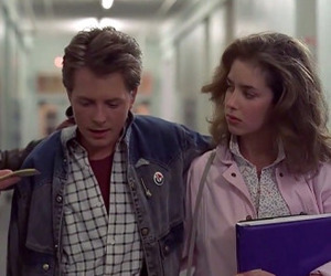80s and Back to the Future image