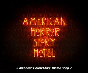 horror, serie, and tv image