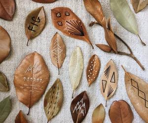 free spirit, leaf, and good vibes image