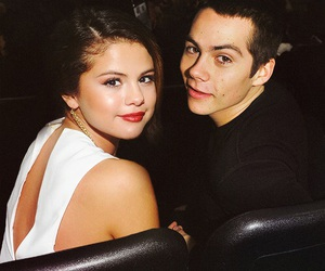 selena gomez, dylena, and dylan o'brien image