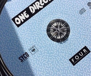 blue, one direction, and four image