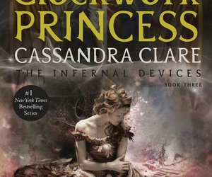 book, shadowhunters, and the infernal devices image