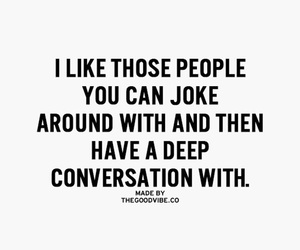 quote, conversation, and deep image