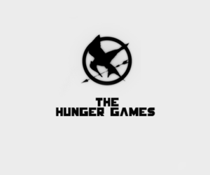 books, film, and the hunger games image
