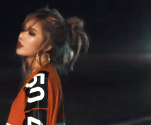 girl, run, and 4minute image