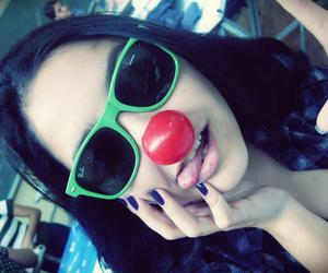 volta pro orkut, eloyne, and clown me ray ban red nose image