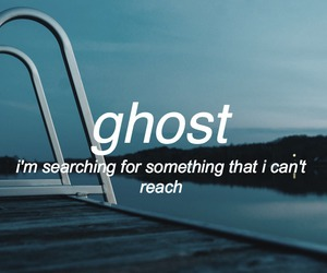 ghost, halsey, and grunge image