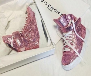 shoes, Givenchy, and pink image