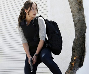 skye and agents of shield image