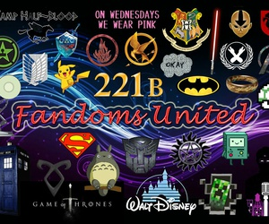 batman, disney, and doctor who image