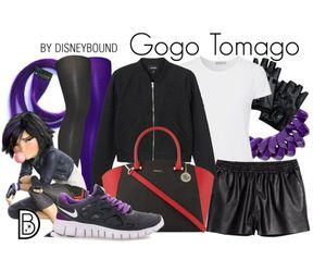 disney, gogo, and inspired outfit image