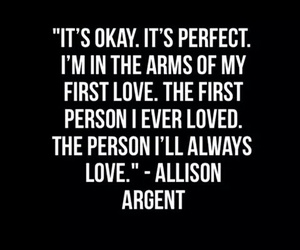 teen wolf, allison argent, and quotes image