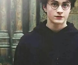harry potter, hogwarts, and daniel radcliffe image