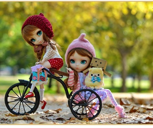 doll, pullip, and school image